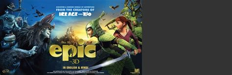 film review of epic epic 3d film review