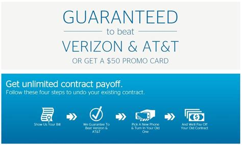 Att Gift Card - us cellular guaruntees lower bill than at t and verizon or a 50 gift card