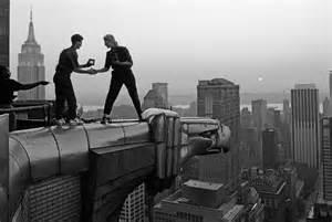 Margaret Bourke White Chrysler Building Margaret Bourke White Of Course It S All Luck