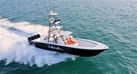 seahunter boat test florida sport fishing journal online television