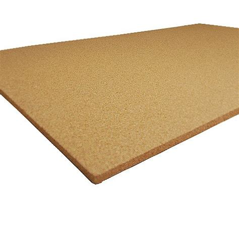 thick sheets review cork sheet 24 quot wide x 36 quot long x 3 4 quot thick plain