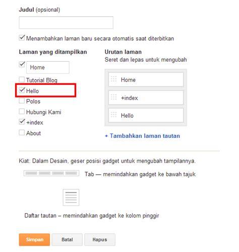 cara membuat halaman index html cara membuat halaman statis di blogspot achart forbidden