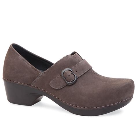 Dansko Shoes by Dansko Tamara Shoes In Grey From Ventura Collection
