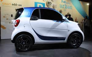 buy a new smart car 2016 smart fortwo news comes in small packages