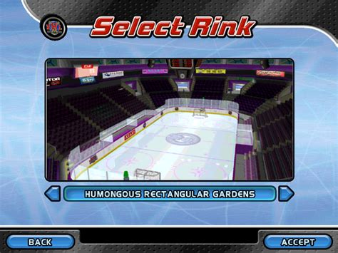 backyard hockey 2005 humongous rectangular gardens backyard sports wiki