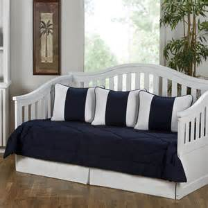 daybed cover navy blue