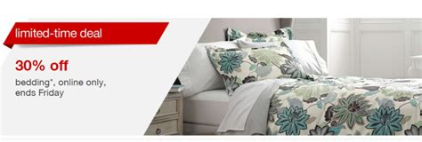 target bedding sale all things target save money with target coupons