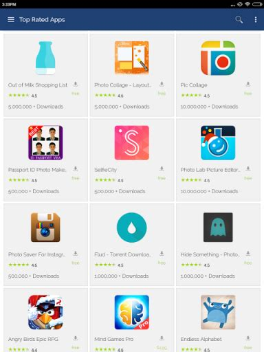 aptoide store app top rated apps store tra download apk for android