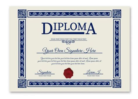 Certificate Template Indesign Certificates Templates Free Indesign Certificate Template