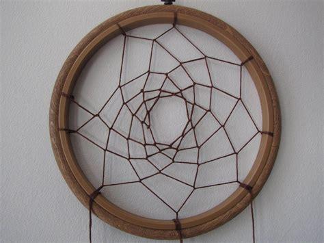 dreamcatcher hoop upcycled embroidery hoop dream catcher 183 a dream catcher