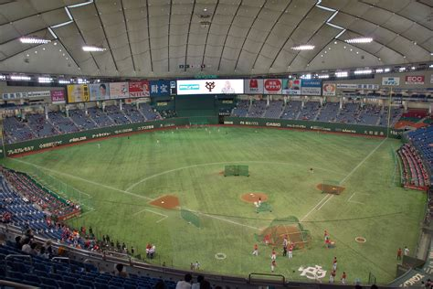 100 japanese dome house japanese baseball at the tokyo dome wikiwand
