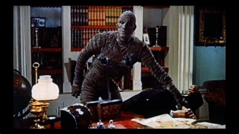 the mummy 1959 theatrical trailer youtube