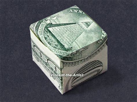 Folding Paper Money Into Shapes - chickenscratches by hamilton 08 01 2013 09 01 2013