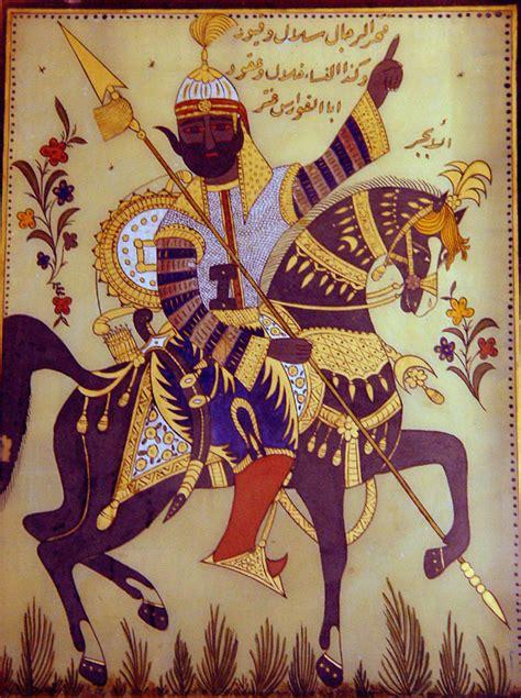 Koko Al Tribal Saladin Black the black antar and the arab epic margari aziza