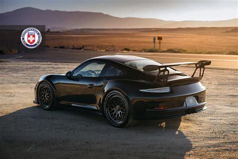 Wheels Porsche 911 Gt 3 Rs porsche 991 gt3 rs sitting on hre wheels carz tuning
