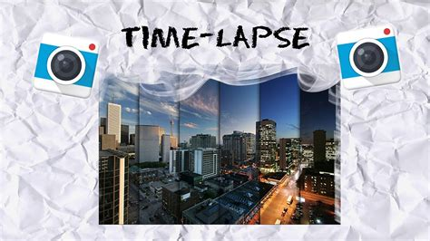 time lapse android como hacer time lapse en android