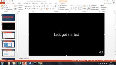 cara membuat powerpoint menggunakan flash cara membuat video hanya menggunakan power point