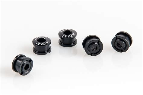 Promo Chainring Bolt Litepro New us seller atozi cycling bicycle chainring bolt for single speed crank black ebay