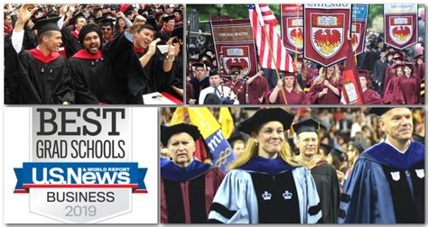 Chicago Booth Mba Ranking Ft by Top Mba Programs Best Business Schools According To Us