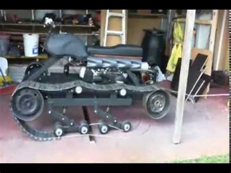 how to build a rc track in my backyard how to build a tank installing the drive wheels for my