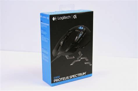 Logitech Gaming Mouse G502 Proteus Spectrum T1910 2 mouse logitech g502 proteus spectrum rgb gaming 12000dpi