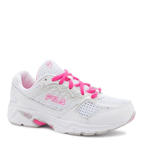 fila s tempo white pink sneaker shoes baby