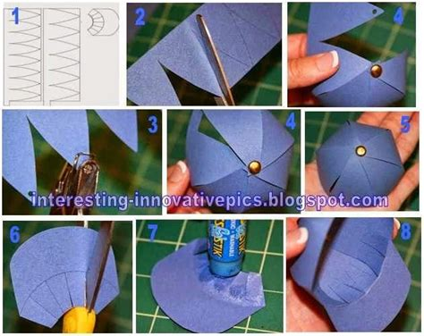 How To Make Nehru Cap Using Paper - paper cap from paper creative idea for arts