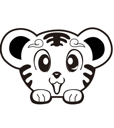 cute lion coloring page super cute tiger lions and tigers pinterest cute