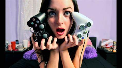 wallpaper girl gamer gamer girl wallpaper impremedia net