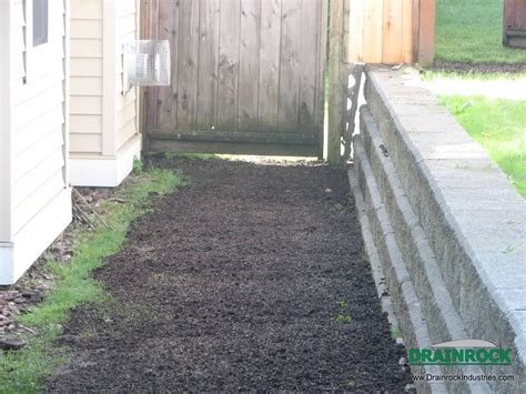 how to fix a wet backyard how to fix a wet backyard wet yard drainage surrey