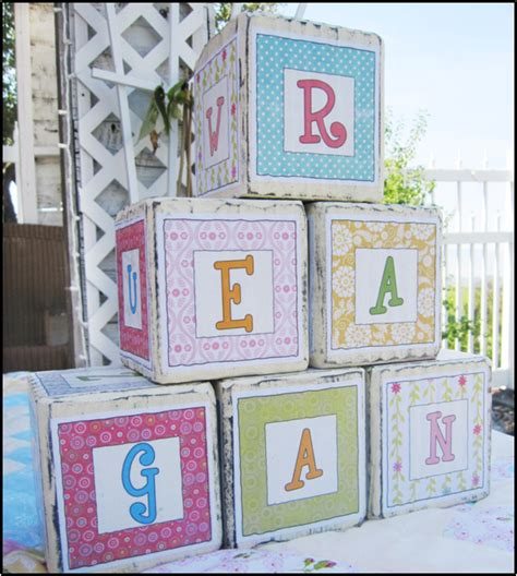 Handmade Baby Blocks - and patterns baby blocks quot baby decoration quot