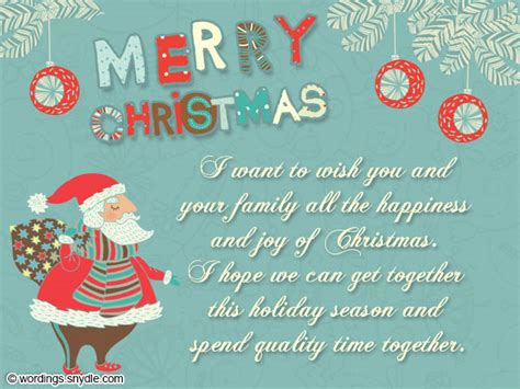 Merry Christmas Gift Card Messages - merry christmas cards messages christmas card messages and christmas card wordings