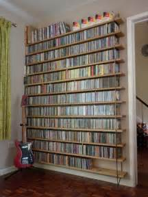 Cd Bookshelves Cd Storage Ideas Modern Magazin