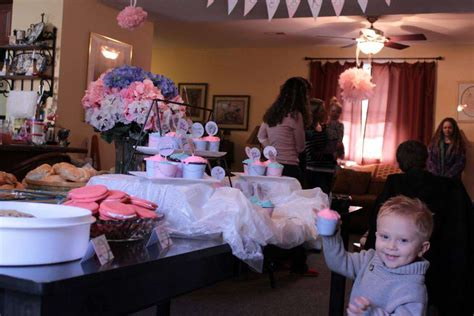Baby Milioner Bmz 0164 Pink pink and blue baby shower ideas photo 1 of 38 catch my
