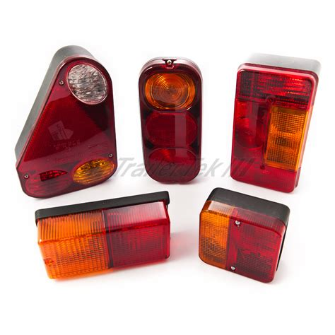 trailer lights ls trailertek