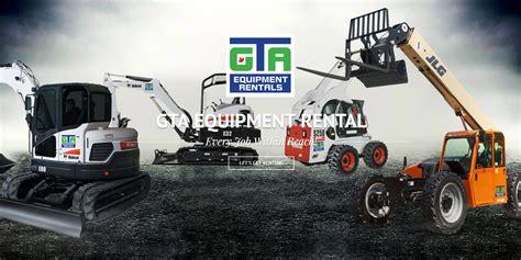 gta appartments gta equipment rentals equipment rental service in