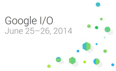googe io i o 2014 5 most exciting announcements from
