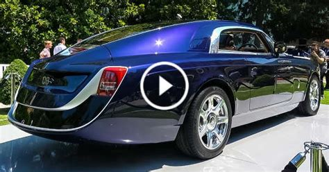 roll royce car inside get inside the rolls royce sweptail the most