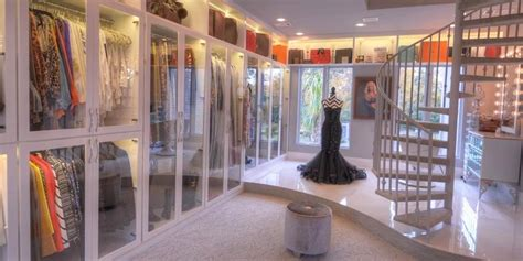 Best Closets In The World by Most Home Closet Three Story Closet