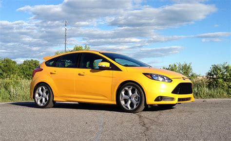 2013 Ford Focus Reviews by 2013 Ford Focus St Review Car Reviews