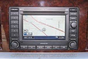 2006 Jeep Commander Radio 2007 2006 Jeep Commander 6 Cd Player Radio Stereo Mp3 Gps