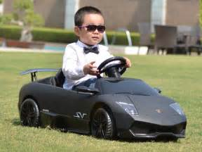 Toddler Lamborghini Kalee Lamborghini Murcielago Lp670 Black 12 Volt