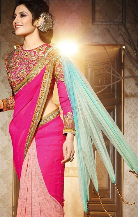 design jacket blouse 15 must have saree blouse designs to wear with lehenga and