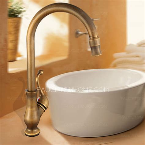 brown bathroom fixtures antique style bathroom faucets brass brown faucet