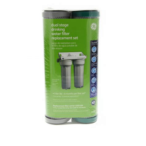 ge sink water filter ge fxsvc water filter and ge smartwater fxsvc sink