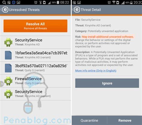 android malware scanner solusi mengatasi android install aplikasi sendiri terbaru