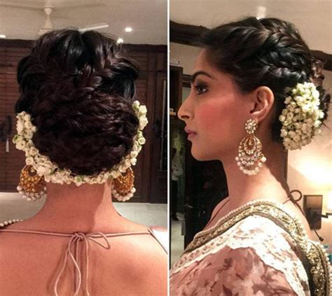 Wedding Hairstyles With Names by 18 Sonam Kapoor Hairstyles With Names