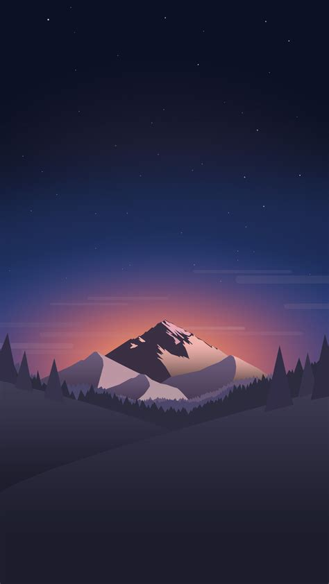 cute wallpaper for vivo download material simple night sky 1080 x 1920 wallpapers