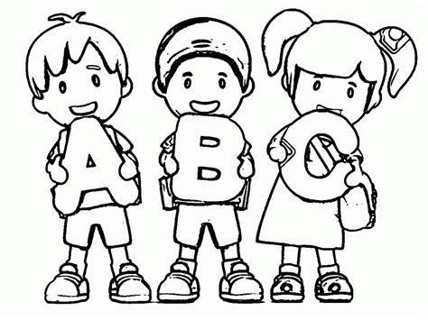 free childrens coloring pages back to school coloring pages best coloring pages for
