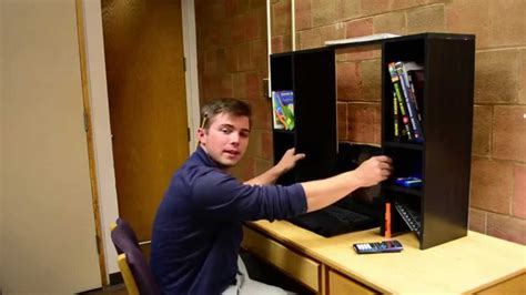 desks for college students desk bookshelf the best way to add space to your college desk